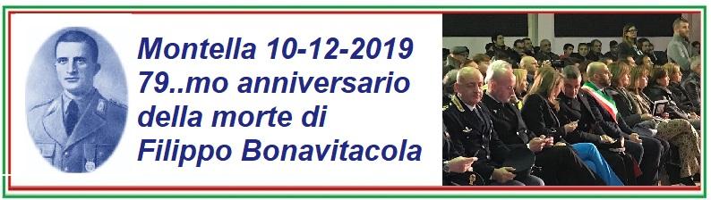 75mo anniversario della morte di Filippo Bonavitacola (Foto Pietro Sica  e di redazione)